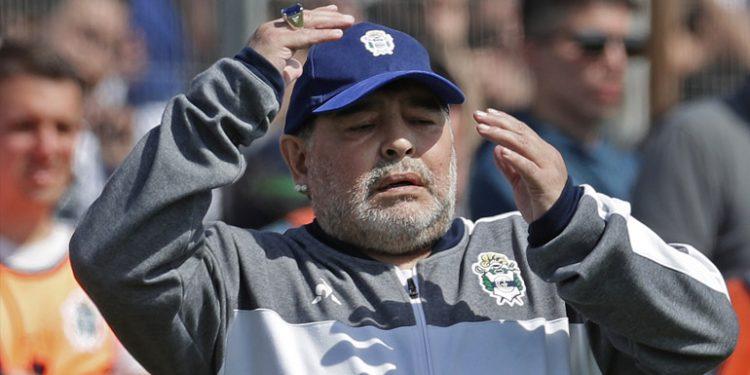 Presagian problemas de herencia en familia de Maradona