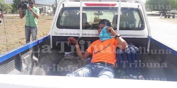 Cae un hombre en Yoro con marihuana camuflada en elotes - La Tribuna.hn