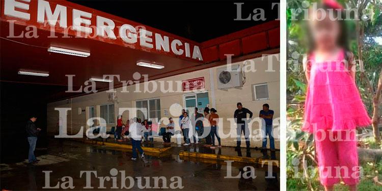 Muere niña de 4 años de supuesto dengue en El Paraíso - La Tribuna.hn