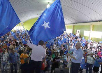 Oliva resaltó que es necesario tener elecciones transparente.