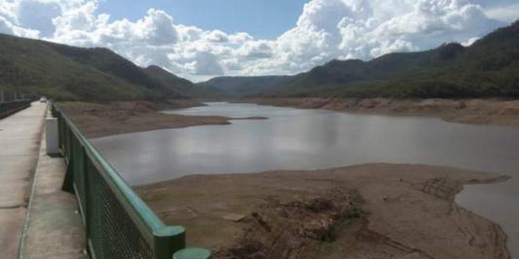36 millones de metros cúbicos de agua es la capacidad de La Concepción.