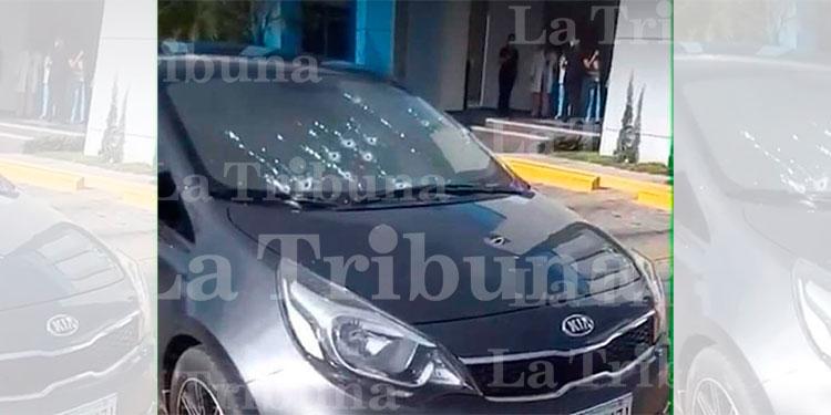 Desconocidos atacan a disparos a una mujer en La Ceiba (Video) - La Tribuna.hn