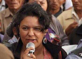 La líder ambientalista fue asesinada en su casa el pasado 3 de marzo del 2016.