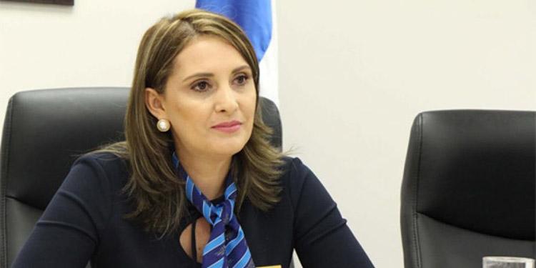 Carolina  Menjívar.