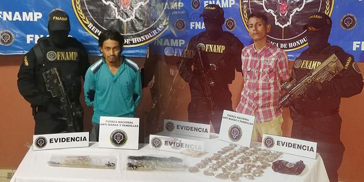Más de 50 miembros de la MS-13 que operan en el departamento de Valle ha sido detenidos por personal de la FNAMP.