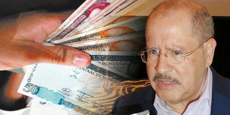 """Hugo Noé Pino: """"Por favor analicen el presupuesto a conciencia, miren bien los números""""."""
