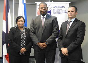 El hondureño Félix Sabio fue electo presidente de la AFECAVOL y asumirá el 1 de enero.