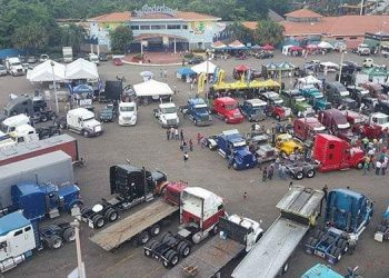 El segundo exposhow fue un éxito, contó con la participación de la familia del rubro del transporte pesado en Honduras.