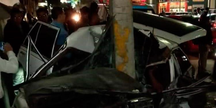 Pese al aumento de los accidentes, el numero de muertes disminuyó, según director de Vialidad.