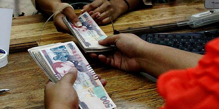Listos L.3,000 millones para el pago de aguinaldo a empleados públicos