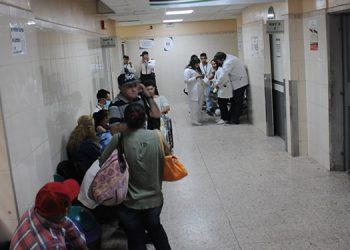 El gran desafío del Hospital Escuela sigue siendo la mora quirúrgica en virtud de la demanda de pacientes de todo el país.