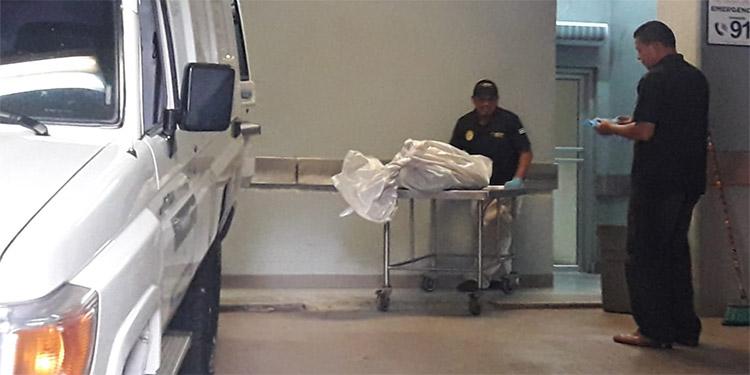 El menor de 15 años murió abatido al momento que intentaba asaltar a un cliente bancario frente a un autobanco.