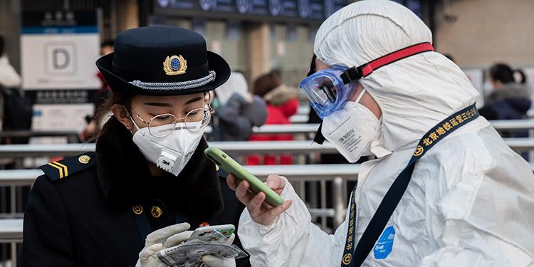 El SARS-CoV-2 circuló de forma latente en China desde octubre, según estudio