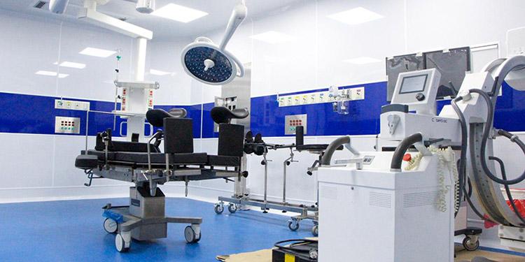 Mañana empiezan a funcionar los nuevos cinco quirófanos del Bloque Médico Quirúrgico del HEU.