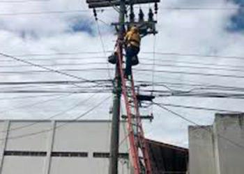 Hay una empresa que funciona dentro de otra, el pago de la energía solo sale a nombre de una, ambas consumen, es parte de los 6 casos de hurto que el MP tendría que judicializar.