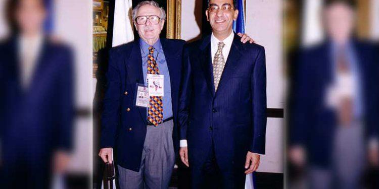 Recuerdo el día cuando Carlos Flores me llamó para proponerme ser corresponsal en la Casa Blanca el 5 de enero de 1987.