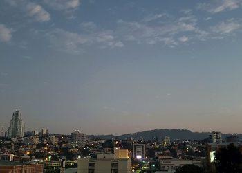 Tegucigalpa amaneció con cielos despejados este martes.