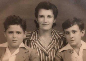 Gilberto, Gustava Goldstein y Jacobo