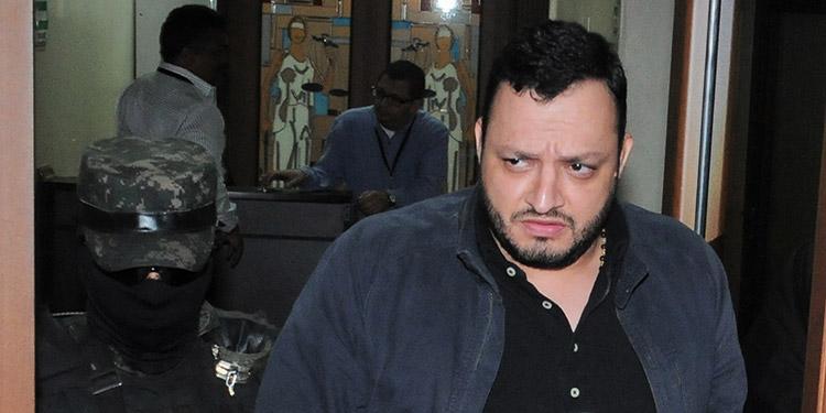 José Rafael Sosa Méndez, al momento de salir de la audiencia, fue trasladado a Támara.