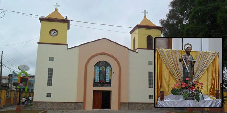 El sábado 25 de enero, a las 10:00 de la mañana, se oficiará la misa solemne en honor a San Pablo.