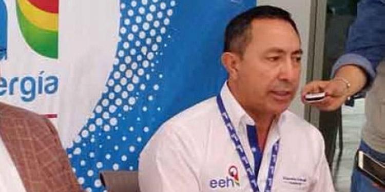 """Ricardo Roa Barragán: Total entrega de infomación para los interventores""""."""