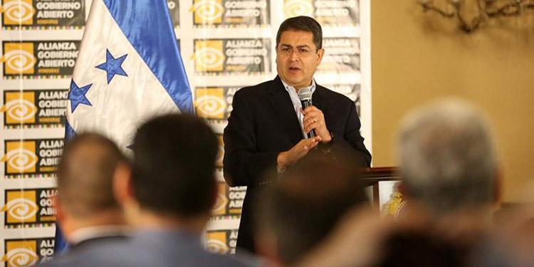 Honduras es parte de la Alianza de Gobierno Abierto (AGA), una instancia multilateral que agrupa 75 países.