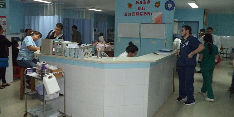 La Junta ha controlado la asistencia de médicos y el extravío de medicamentos y los pedidos que se hacían semanalmente ahora se hacen cada 15 días.