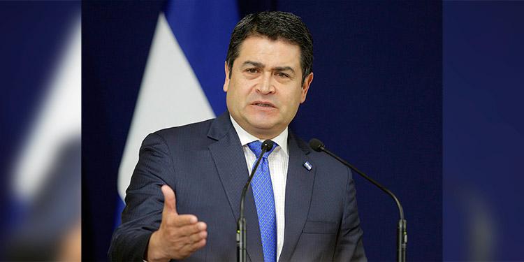 Presidente Hernández reitera apoyo para aprobación del Plan Financiero de Rescate Solidario
