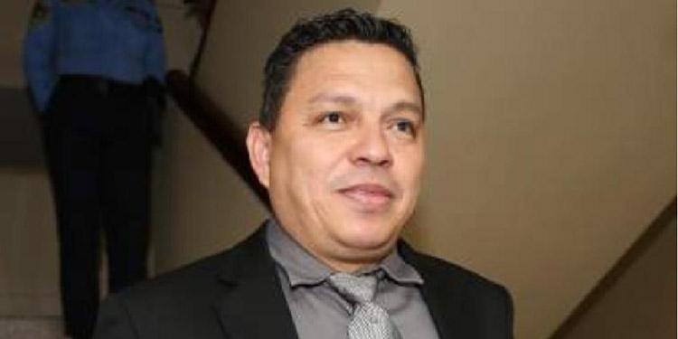 Luis Javier Santos, jefe de la Ufecic.