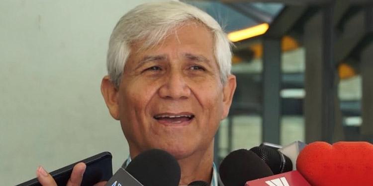 Luis Guifarro, presidente del Colegio Hondureño de Economistas (CHE).