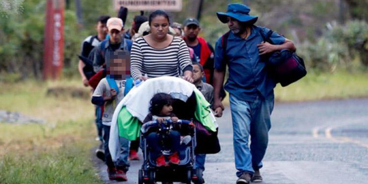 131 menores de edad han sido detenidos en las diferentes fronteras y  han sido puestos a la orden del Dinaf.