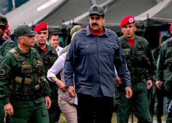 """""""Eres un miserable"""", dice Maduro a Trump tras ser acusado por EEUU de """"narcoterrorismo"""""""