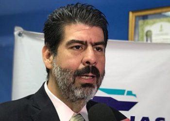 El director nacional de Operaciones Aduaneras, Marco Tulio Abadie.