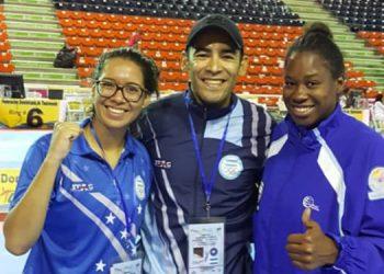 Yosselyn Molina y Keyla Ávila estarán concentradas en Miami, Estados Unidos.