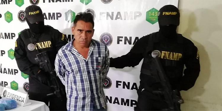 El expolicía Cobra, Fredy Ramón Salgado Velázquez, salió de la institución policial para entrar de lleno a la pandilla 18.