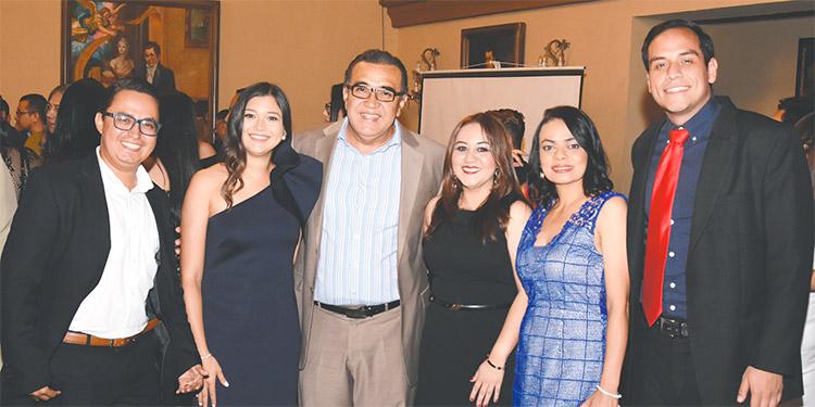 Isaac Aguirre, Alison Gómez, Óscar Gómez, Seyln Aplícano, Jessica Rosales, Alain Hernández.