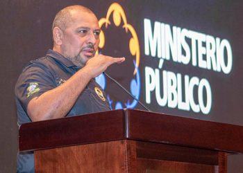 Ricardo Castro, agradeció a sus agentes por la dedicación y certeza en los casos.