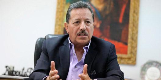 Roberto Pineda, titular del Insep.