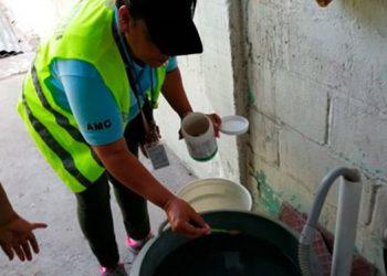 La Secretaría de Salud utilizará un nuevo larvicida para sustituir el BTI en municipios con mayor incidencia del dengue.