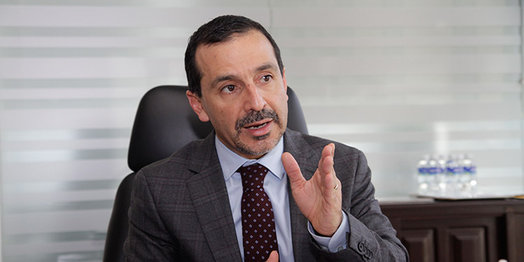 """Wilfredo Cerrato: """"Por el lado fiscal y monetario tenemos una estabilidad que viene desde el 2014""""."""