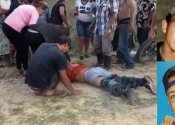 Los cuerpos de Héctor Remigio Bonilla Ávila y Brayan Joel Macedo (fotos insertas), fueron encontrados en una carretera que da acceso a la aldea San Quin, Guaimaca, Francisco Morazán.