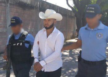 A Markin Noé Barahona Maradiaga se le ejecutó una orden de captura girada el 10 de junio del 2019, por el Juzgado de Letras Penal de la Sección Judicial de Choluteca.