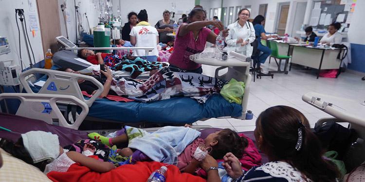 Casos de dengue aumentan 40,4 % en Honduras en 2020 con 10.973 enfermos