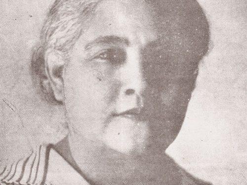 Profesora Visitación Padilla pionera del movimiento Feminista Hondureño.
