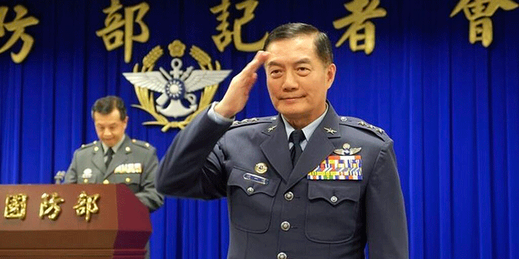 Paraguay, aliado latinoamericano de Taiwán, lamenta la muerte de jefe militar