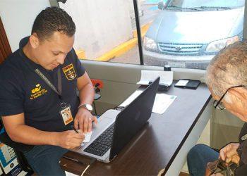Afiliados a la regional noroccidental del IMP, en San Pedro Sula, Cortés, empezaron  a hacer sus gestiones para el alivio de deudas.