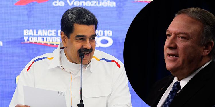 Pompeo: Venezuela necesita una transición negociada a la democracia