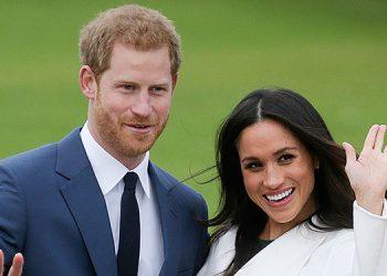 Príncipe Harris y Megan Markle