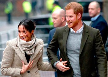 El príncipe Enrique y Meghan compran casa en California