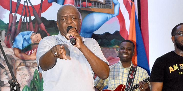 La banda de jazz Dirty Dozen ofrece concierto para celebrar el Mes de la Herencia Afroestadounidense